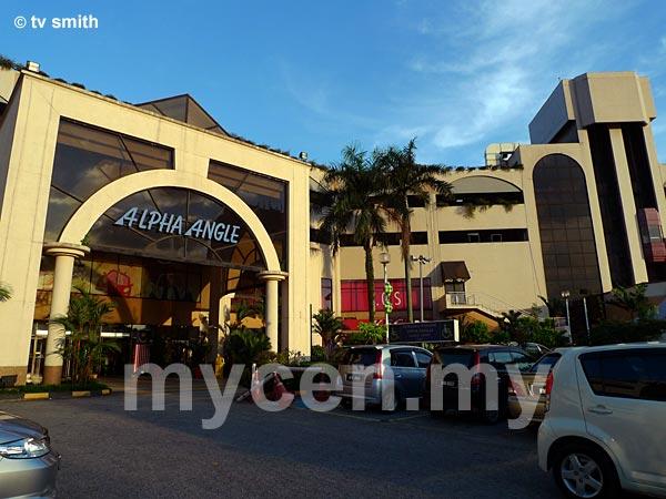 Alpha Angle Shopping Centre 2010