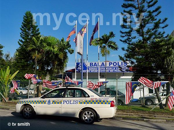 Balai Polis Danau Kota