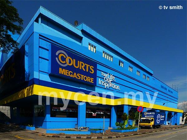 Courts Megastore Setapak