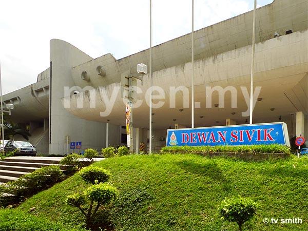 Dewan Sivik MBBJ - The Civic Centre PJ