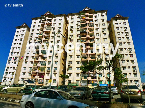 Genting Court Condominium