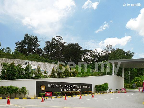 Tuanku Mizan Army Hospital