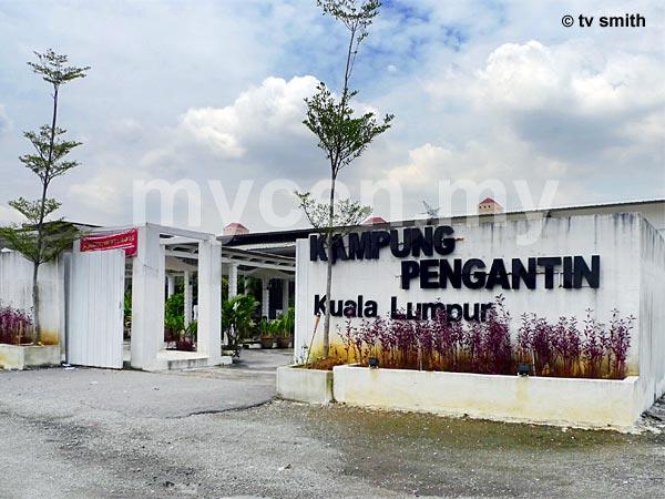 Kampung Pengantin Kuala Lumpur