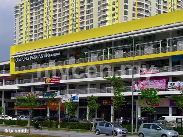 Kampung Pengantin Kuala Lumpur @ Platinum Mondrian