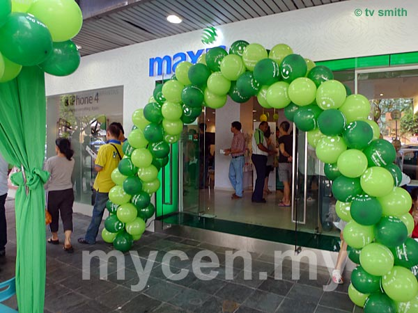 Maxis Centre Taman Tun Dr Ismail