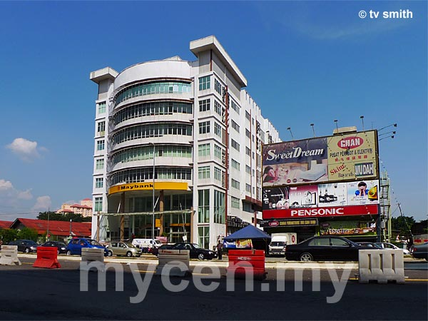 Maybank Setapak Branch, Jalan Genting Kelang