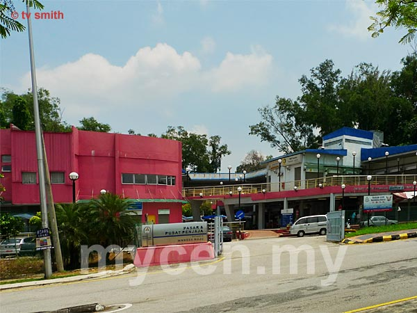 Market & Hawkers Centre Section 2, Wangsa Maju