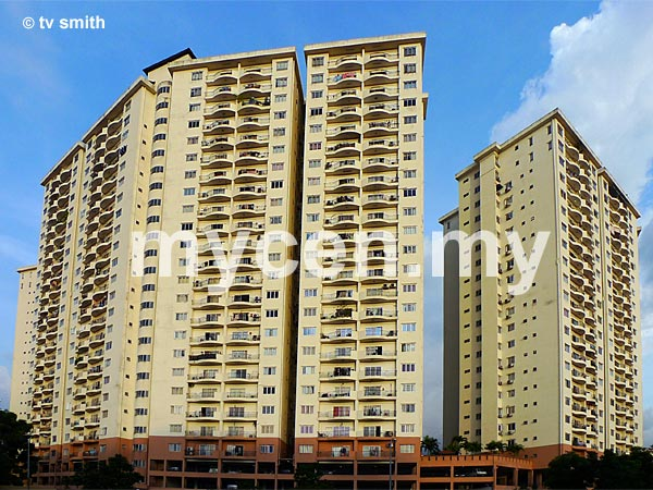 Prima Setapak Condominium