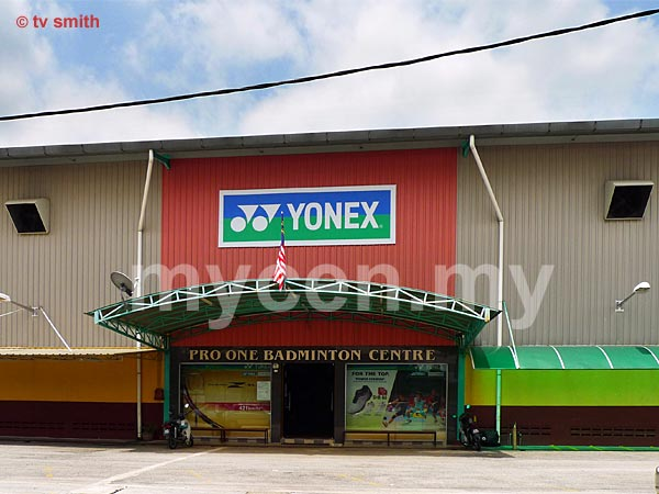 Pro One Badminton Centre
