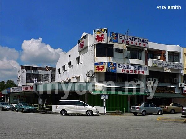 Restoran Fatty Crab Taman Megah
