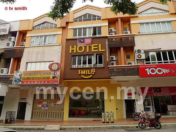 Smile Hotel Wangsa Maju