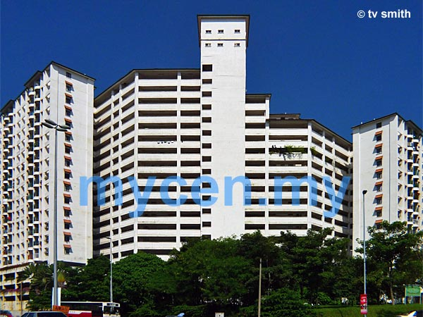 Sri Pelangi Condominium
