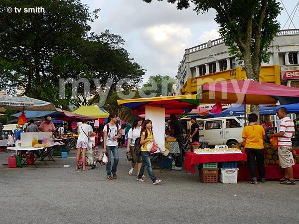 Taman Sri Rampai Pasar Malam