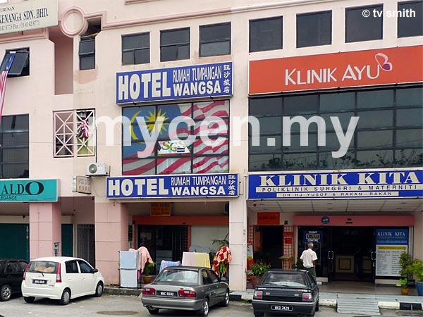 Wangsa Hotel