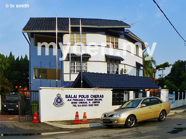 Balai Polis Cheras