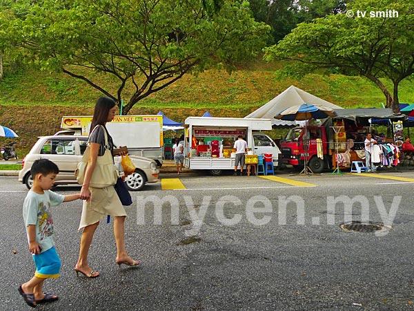 Desa Petaling Pasar Malam