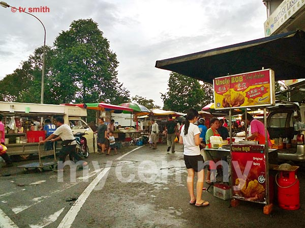 Sri Petaling Pasar Malam