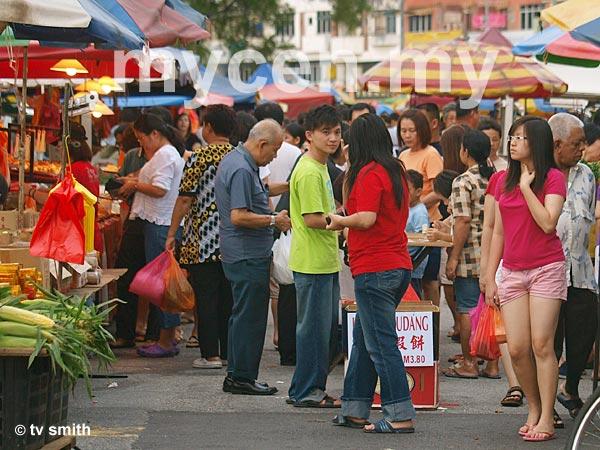 Taman Megah Pasar Malam