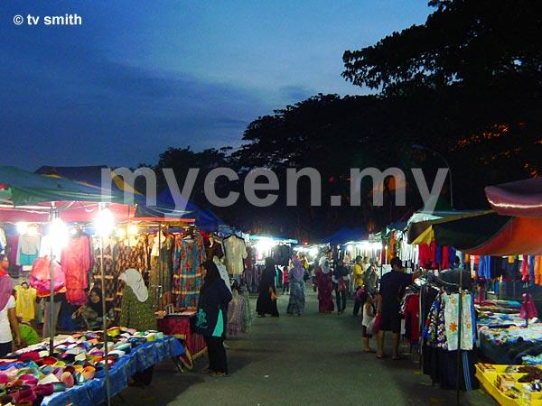 Taman Melati Pasar Malam