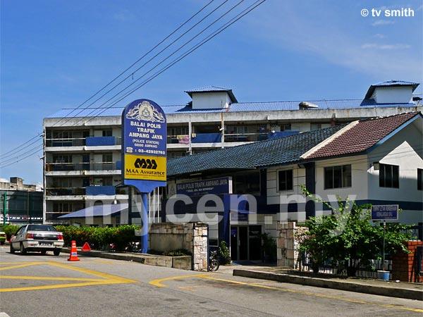 Balai Polis Trafik Ampang Jaya