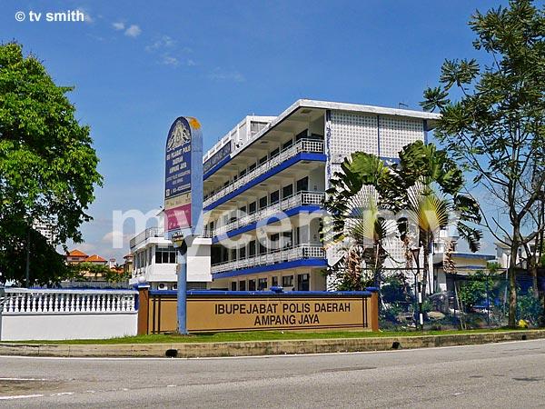 Ibu Pejabat Polis Daerah Ampang Jaya