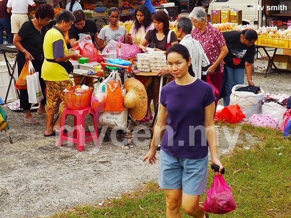 Petaling Garden Pasar Malam