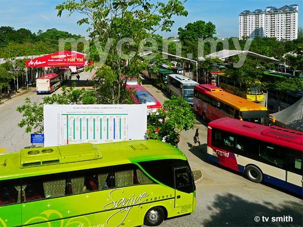 Terminal Sementara Bukit Jalil