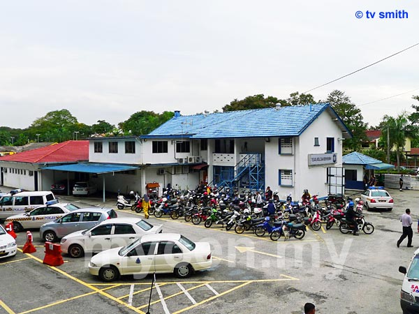 Balai Polis Trafik Petaling Jaya