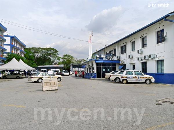 Balai Polis Trafik Shah Alam