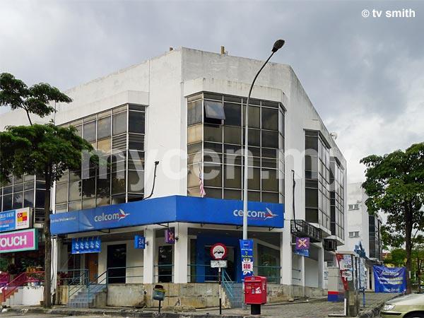 Celcom Shah Alam Branch