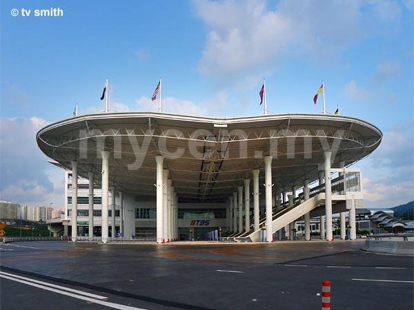 Terminal Bersepadu Selatan-Bandar Tasik Selatan (TBS-BTS)