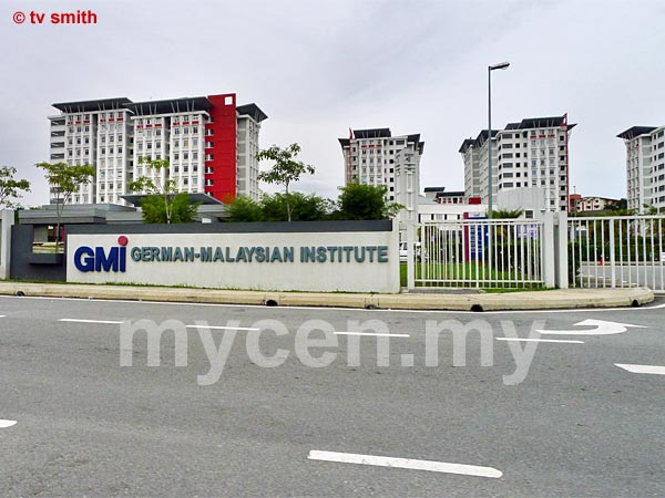 The German-Malaysian Institute Bangi Campus