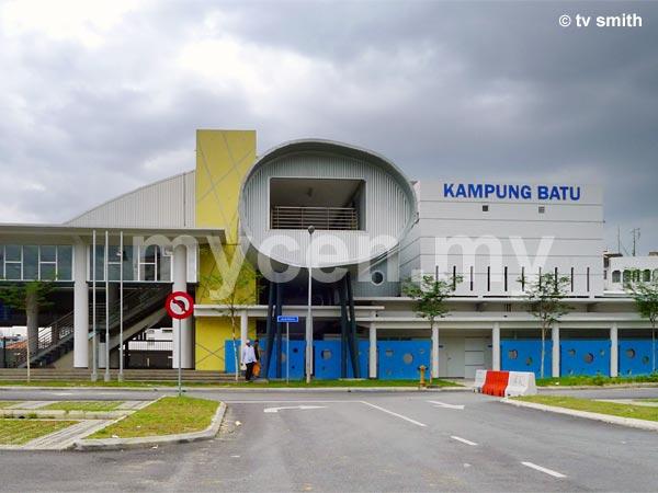 Kampung Batu KTM Komuter Railway Station
