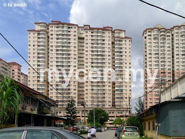 Sri Intan 1 & 2 Condominium