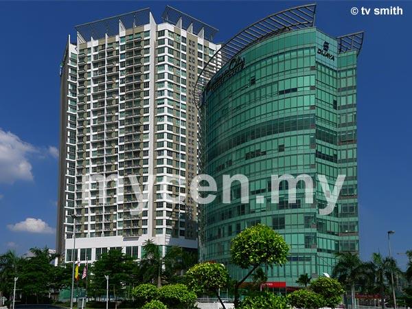 Tropicana City Condominium & Tropicana City Office Tower