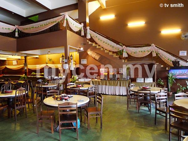 Restoran Tupai Tupai Bangi - Interior View