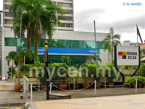 Celcom Branch - Jalan Ampang