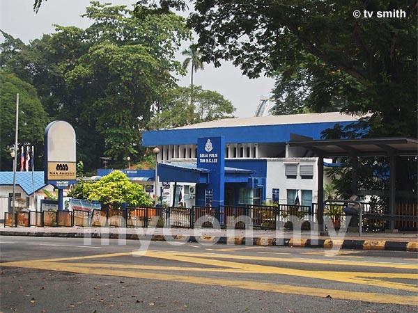 Balai Polis Tun H.S. Lee