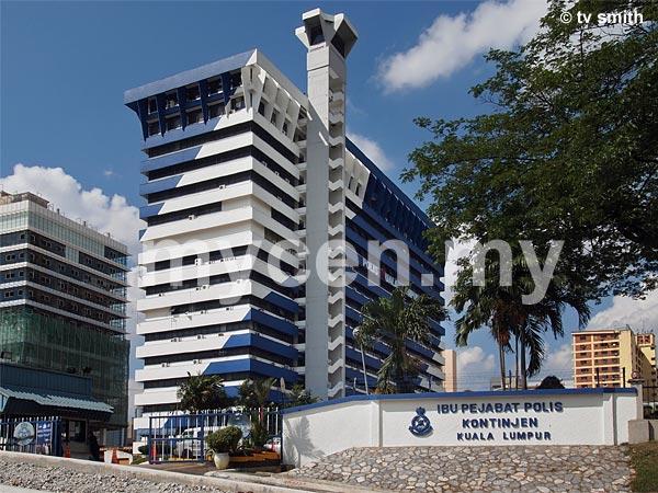 Ibu Pejabat Polis Kontinjen Kuala Lumpur - IPK KL