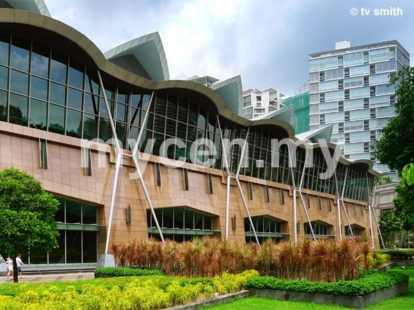 Kuala Lumpur Convention Centre - KLCC