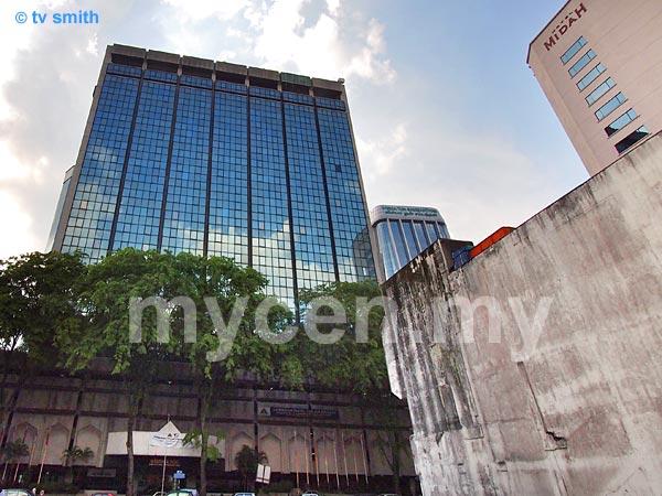 Lembaga Hasil Dalam Negeri Malaysia - Cawangan Kuala Lumpur Bandar