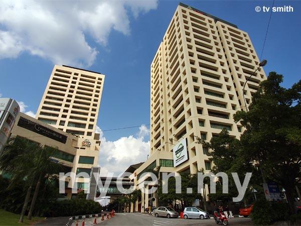 Menara PGRM Tower 1 & Tower 2 (Seri Cempaka Service Suites)