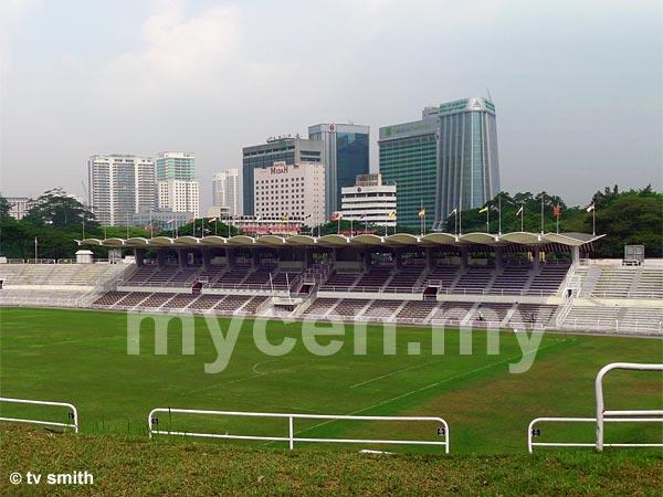Stadium Merdeka - Opposite Grandstand