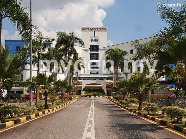 Pantai hospital ampang hotels get a room for Design hotel pandan indah