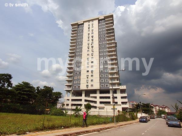 Prima Setapak II Condominium