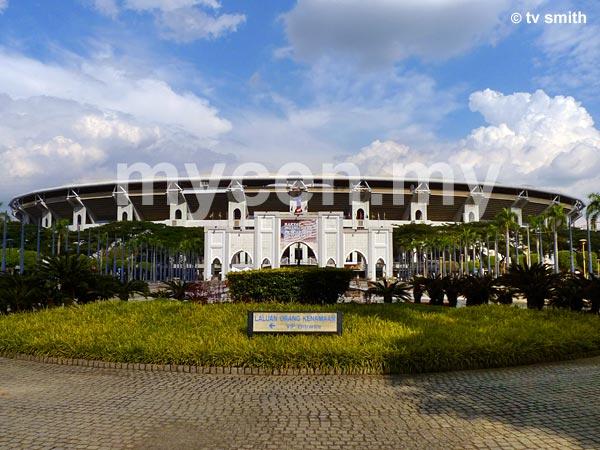 Stadium Nasional, Bukit Jalil
