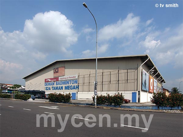 Taman Megah Badminton Hall 