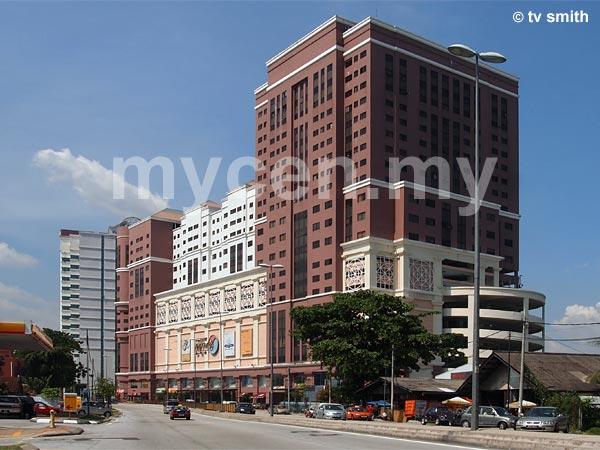 Kompleks Mutiara, Dewan Mutiara & Villa Mutiara Service Apartments