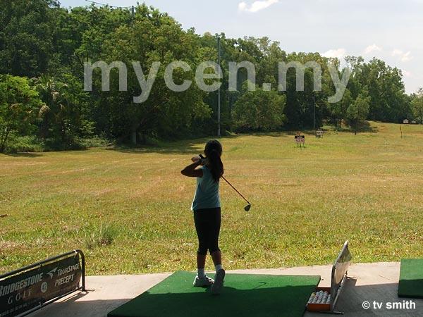 Sri Petaling Golf Driving Range
