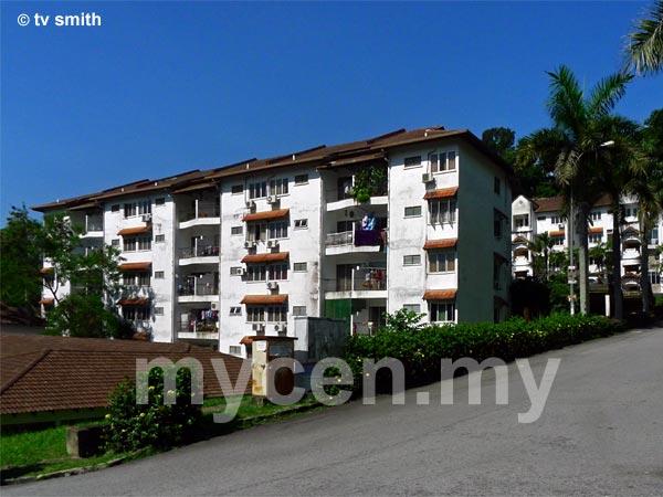 Bukit Mas Apartments, Taman Melawati